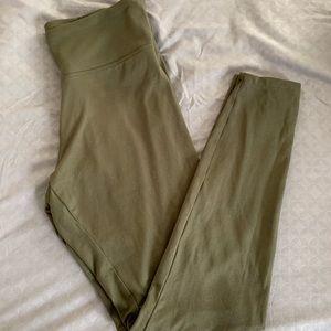 Express Super Soft full length legging